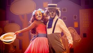 La dama y el vagabundo. El Musical