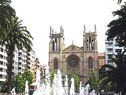 Ilesia de San Llorienzu