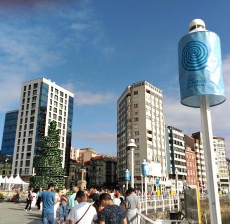 Cimavilla acoyerá esta añu al Festival Arcu Atlánticu