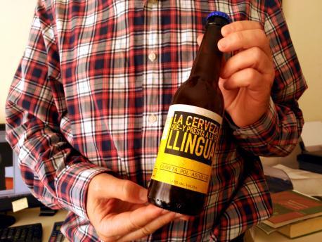 Cerveza pol Asturianu