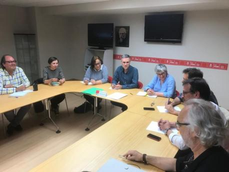 Conceyu PSOE con Podemos-EQUO sobre investidura