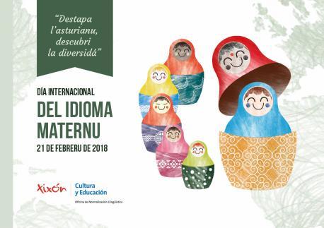 Güei celebramos el Día Internacional de la Llingua Materna