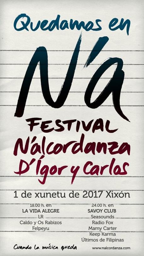 Yá hai cartel pal Festival N'Alcordanza 2017