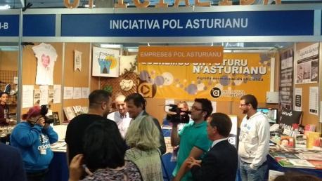 L'asturianu va tener un espaciu na FIDMA