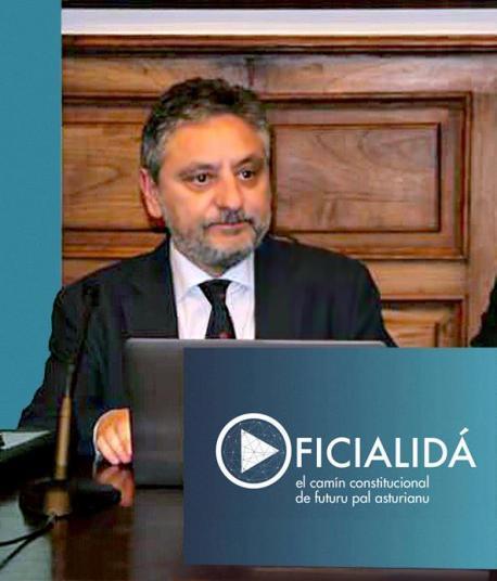 Conferencia 'Asturies y el so modelu d'oficialidá: les llingües como bien común',
