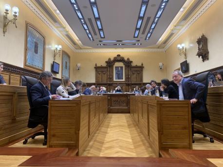 Plenu Xixón aprobación Presupuestos 2020