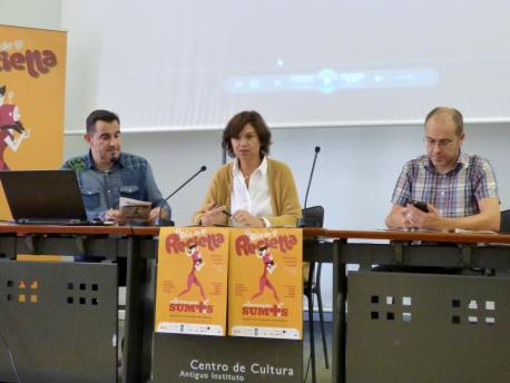 V Día de la Reciella: 'N'asturianu, sumes'