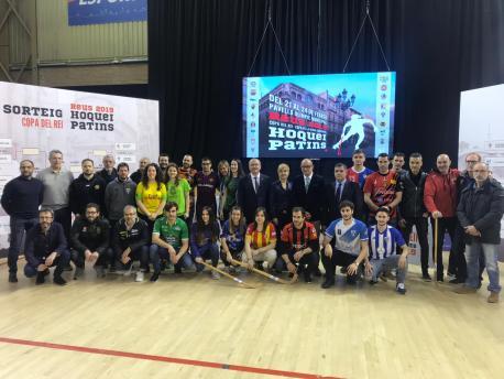 Sortéu Copa 2018-2019 h.oquei patinos