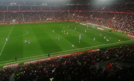 Sporting 1-0 Uviéu (25 de marzu del 2019) xuegu