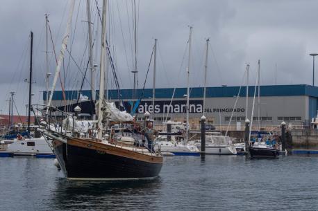 Xixón II Travesía Navega el Camino (Sail the way)