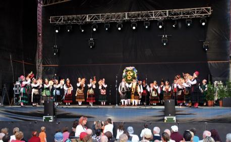 Actuación Plaza Mayor na Selmana Grande