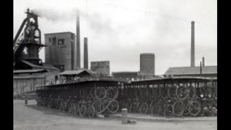 Inaguración de la esposición 'Bicis pa la historia'