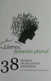 XXXVIII Selmana de les Lletres Asturianes