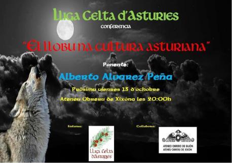 Conferencia sobre'l llobu na tradición asturiana