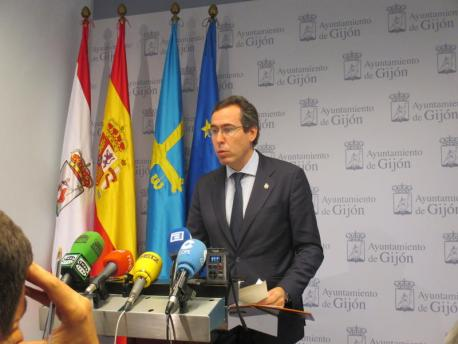 """Lo razonable ye que Xixón tenga un presupuestu nel 2017"", afirma Couto"