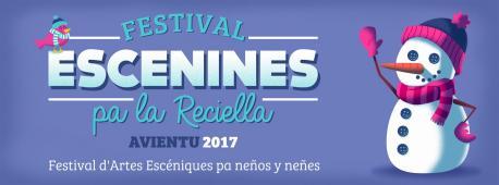 El V Festival Escenines pa la Reciella trai cuatro actividaes esta Navidá