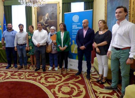 Presentación Festival Arcu Atlánticu 2017
