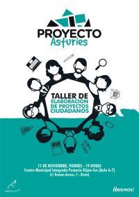 Proyecto Asturies, una iniciativa pa sofitar económicamente iniciatives ciudadanes