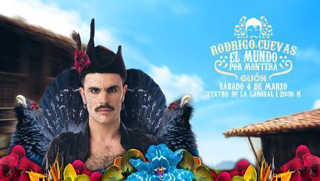 Rodrigo Cuevas estrena espectáculu na Llaboral