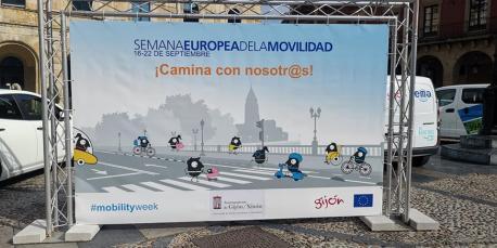 Selmana Europea de la Movilidá 2019 ensin l'asturianu