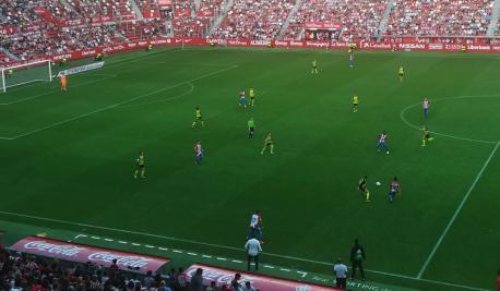 Sporting 2-0 Nàstic (26 d'agostu del 2018)