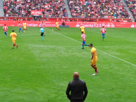 Sporting - Sevilla