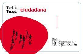 Tarxeta Ciudadana de Xixón n'asturianu