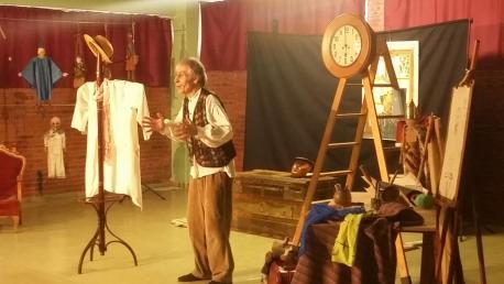 Teatru n'asturianu nos colexos