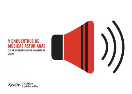 V Encuentros Músicas Asturianas