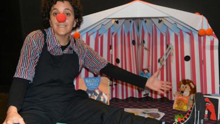 '¡Al circo!', de Tras la Puerta Títeres