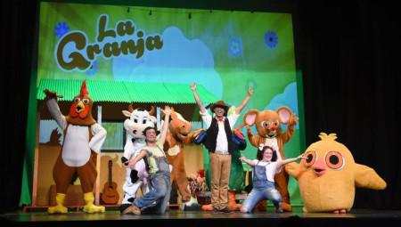 Metrópoli City: 'El Musical de la Granja'