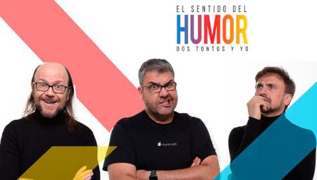 'El sentido del humor: dos tontos y yo', de Mota, Segura y Flo / APLAZÁU