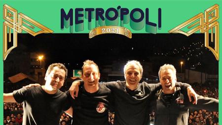 Metrópoli: Hombres G