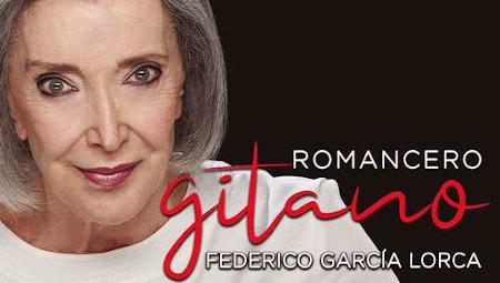 'Romancero gitano', con Nuria Espert / APLAZÁU