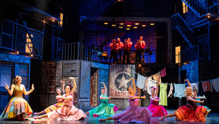 'West Side Story', de SOM Produce