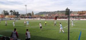 Derbi xixonés Tercera 2020-2021 en Santa Cruz