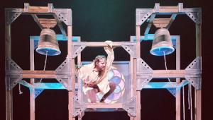 'El jorobado', de Saltantes Teatro