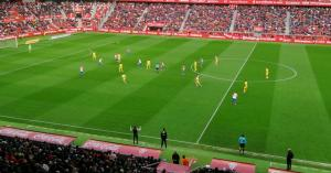 Sporting 4-0 Las Palmas (8 de marzu del 2020)
