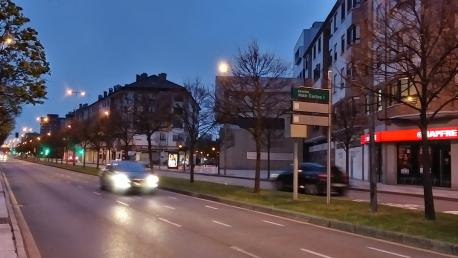 Avenida de Juan Carlos I