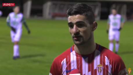 Borja López n'Albacete Copa