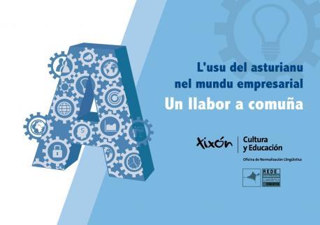 Xixón pon enfotu nel emplegu del asturianu nel mundu empresarial