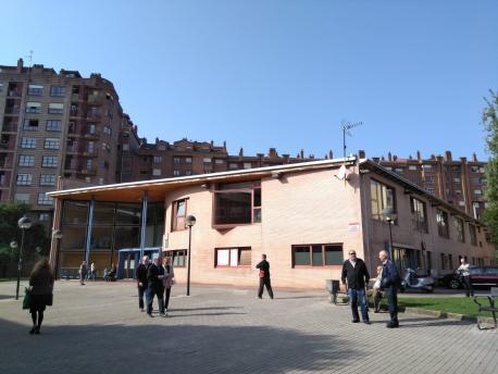 Cubierta centru salú de Laviada