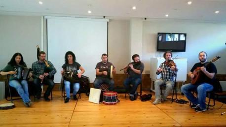 Conciertu de Fin d'Añu de la Escuela de Música Tradicional La Quintana