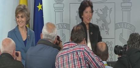 El Gobiernu estatal robla'l conveniu del Plan de Víes