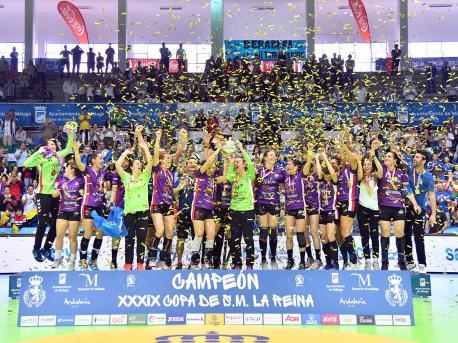 Mavi Nuevas Tecnologías La Calzada campeón de Copa 2018