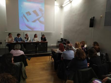 Presentación del 'Primer Recuento de Personas Sin Hogar en Gijón'