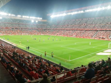 Sporting 0-2 Almería vuelta del públicu a El Molinón (31 de mayu del 2021)