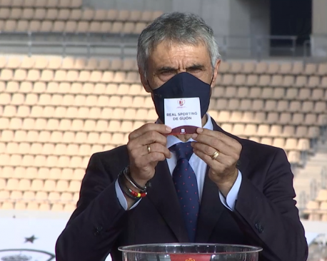 Sporting sortéu Copa 2020-2021 primer ronda