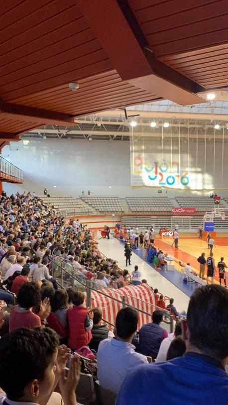 El Círculo baxa a EBA pero nun descarta contar con plaza en LEB Plata