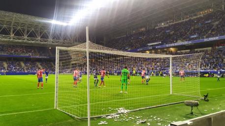 Uviéu 1-1 Sporting (9 d'ochobre del 2021) defensa